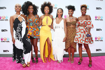 Simone Mair Curlfest - BET Sponsors VIP Reception, Panel Discussion, And Photo Booth