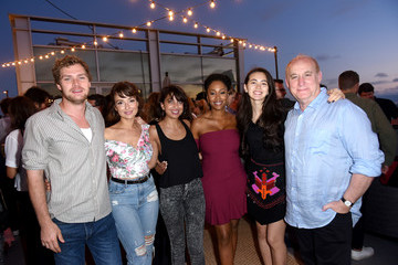 Simone Missick Entertainment Weekly And Marvel Television Host An 'After Dark' Party At San Diego Comic-Con 2018