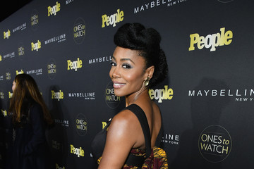 Simone Missick People's 'Ones to Watch' Event Presented by Maybelline New York - Red Carpet