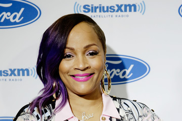Simone Smith SiriusXM's Heart & Soul Channel Broadcasts from Essence Festival In New Orleans - Day 1