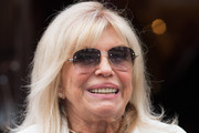 "Nancy Sinatra attends the press night of ""Sinatra At The London Palladium"" at London Palladium on July 20, 2015 in London, England."