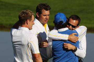 Sergio Garcia Rory McIlroy Singles Matches-2010 Ryder Cup