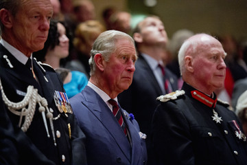 Sir Bernard Hogan-Howe Prince Charles, Prince Of Wales Attends 10th Annual Police Memorial Day Service