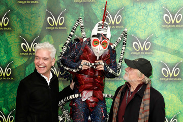 Sir David Jason Cirque du Soleil OVO Premiere - Red Carpet Arrivals