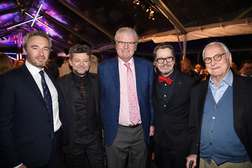 Sir Howard Stringer GREAT British Film Reception Honoring The British Nominees of The 90th Annual Academy Awards - Inside