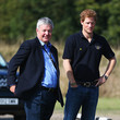 Sir Keith Mills Invictus Games - Jaguar Land Rover Driving Challenge