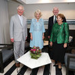 Sir Peter Cosgrove Prince Of Wales And Duchess Of Cornwall Visit Queensland - Day 1