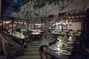 A general view of the Cecconi restaurant before Sir Philip Green Hosts Dinner In Celebration Of Topshop Topman Miami Store Opening at Cecconi's at Soho Beach House on November 18, 2017 in Miami Beach, Florida.