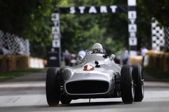 The Goodwood Festival of Speed - Day 2