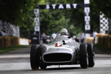 Sir Stirling Moss The Goodwood Festival of Speed - Day 2