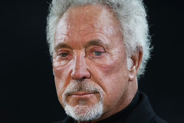 Sir Tom Jones England v Wales - Group A: Rugby World Cup 2015