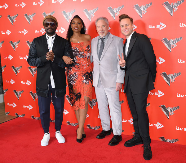 'The Voice' UK 2018 Launch Photocall
