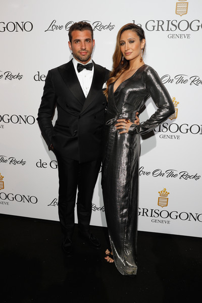 DeGrisogono 'Love on the Rocks' Party at the 70th Annual Cannes Film Festival