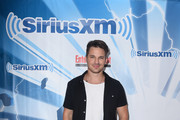 Matt Lanter attends SiriusXM's Entertainment Weekly Radio Channel Broadcasts From Comic Con 2017 at Hard Rock Hotel San Diego on July 20, 2017 in San Diego, California.