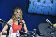 """SiriusXM Launches """"The Jess Cagle Show"""" With Julia Roberts Live From The SiriusXM Hollywood Studios on September 16, 2019 in Los Angeles, California."""