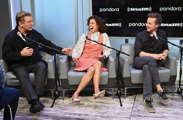 SiriusXM's Town Hall With The Cast Of 'Motherless Brooklyn'