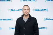 Seth Rogen and James Franco at the SiriusXM Studios