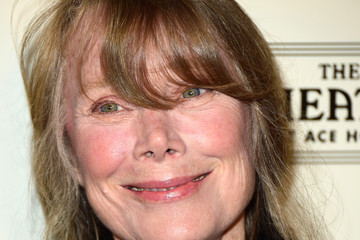 Sissy Spacek Premiere of Broad Green Pictures' 'Knight of Cups' - Arrivals