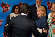 Barbara Walters and Whoopi Goldberg Photos Photo