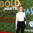 Sistine Stallone 7th Annual Gold Meets Golden - Arrivals