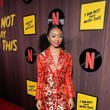Skai Jackson Premiere Of Netflix's I AM NOT OKAY WITH THIS In Los Angeles, CA