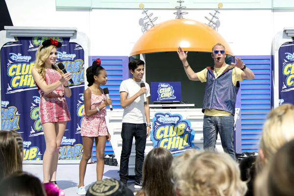 Disney Channel And Disney XD Stars Kick Off  quot Coolest Summer Ever quot  At    Karan Brar And Skai Jackson