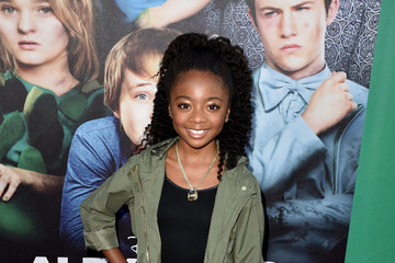 Skai Jackson 'Alexander and the Terrible, Horrible, No Good, Very Bad Day' Premiere — Part 3