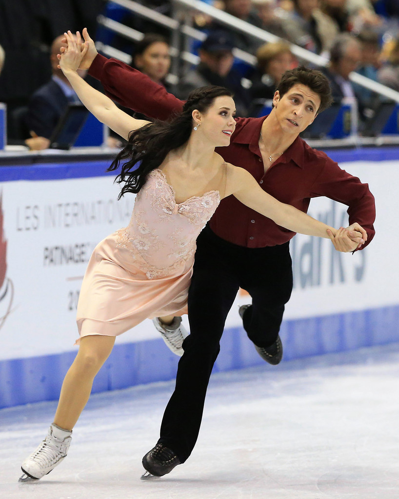 tessa and scott dating 2016 masters
