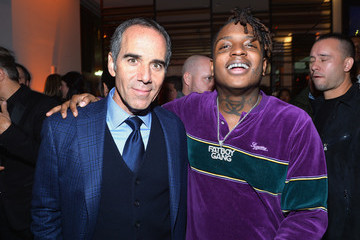 Ski Mask the Slump God Republic Records Celebrates the GRAMMY Awards in Partnership With Cadillac, Ciroc and Barclays Center at Cadillac House - Inside