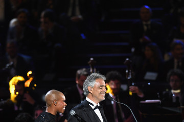 Skin Bocelli and Zanetti Night - Concert