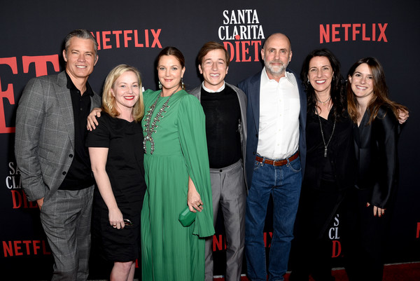 Netflix's 'Santa Clarita Diet' Season 3 Premiere - Red Carpet
