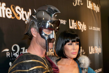 Slade Smiley Life & Style Weekly's 'Eye Candy' Halloween Bash Hosted by LeAnn Rimes