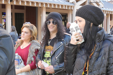 Slash Music Lodge Hosts MTV Interview Studio - Day 2 - 2015 Park City