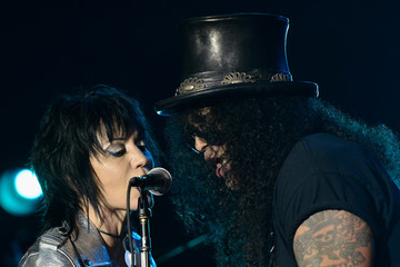 Slash 2014 Gibson Brands AP Music Awards - Show