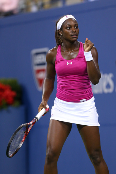 Sloane Stephens Photos Photos - 2012 US Open - Day 6 - Zimbio