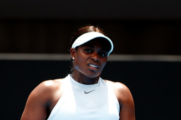 Sloane Stephens 2018 Sydney International - Day 2