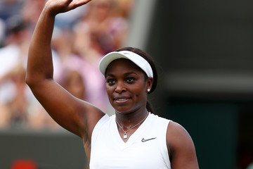 Sloane Stephens Day Two: The Championships - Wimbledon 2019