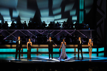 Laura Osnes Montego Glover The Smith Center For The Performing Arts Opens In Las Vegas - Show