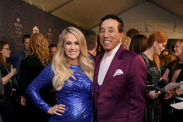 Smokey Robinson 2018 CMT Artists Of The Year - Red Carpet