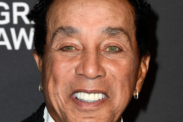 Smokey Robinson Pre-GRAMMY Gala And GRAMMY Salute To Industry Icons Honoring Clarence Avant – Arrivals