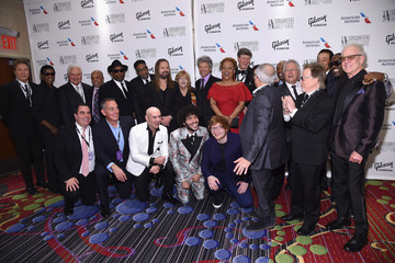 Smokey Robinson Songwriters Hall of Fame 48th Annual Induction and Awards - Backstage