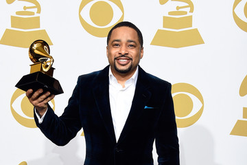Smokie Norful 57th GRAMMY Awards - Press Room