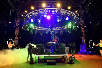 Snoop Dogg DJ Snoopadelic Concerts In Your Car's DJ Snoopadelic's Drive-In Concert