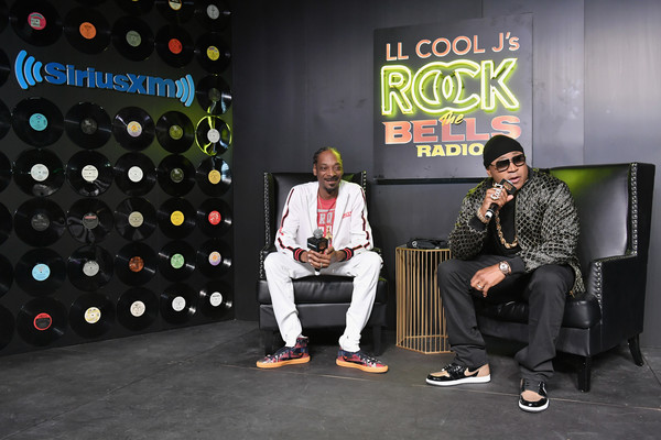 Snoop Dogg Photos - LL COOL J Celebrates the Launch of His