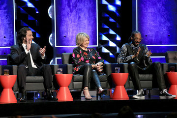 Snoop Dogg Martha Stewart The Comedy Central Roast Of Justin Bieber - Show