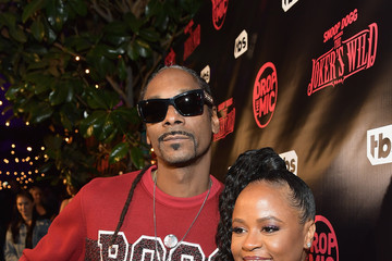 Snoop Dogg Shante Broadus TBS' 'Drop the Mic' and 'The Joker's Wild' Premiere Party