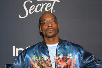 Snoop Dogg The 2020 InStyle And Warner Bros. 77th Annual Golden Globe Awards Post-Party - Red Carpet
