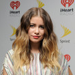 Sofía Reyes iHeartRadio Fiesta Latina Presented by Sprint - Backstage