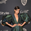 Sofia Carson The 2020 InStyle And Warner Bros. 77th Annual Golden Globe Awards Post-Party - Red Carpet