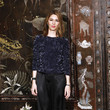 Sofia Coppola Chanel Metiers D'Art 2019-2020 : Photocall At Le Grand Palais